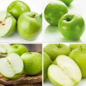 Hot sell double apple flavoring concentrate Green apple flaovr & fragrances SD 21215 for Beverages & Dairy foods