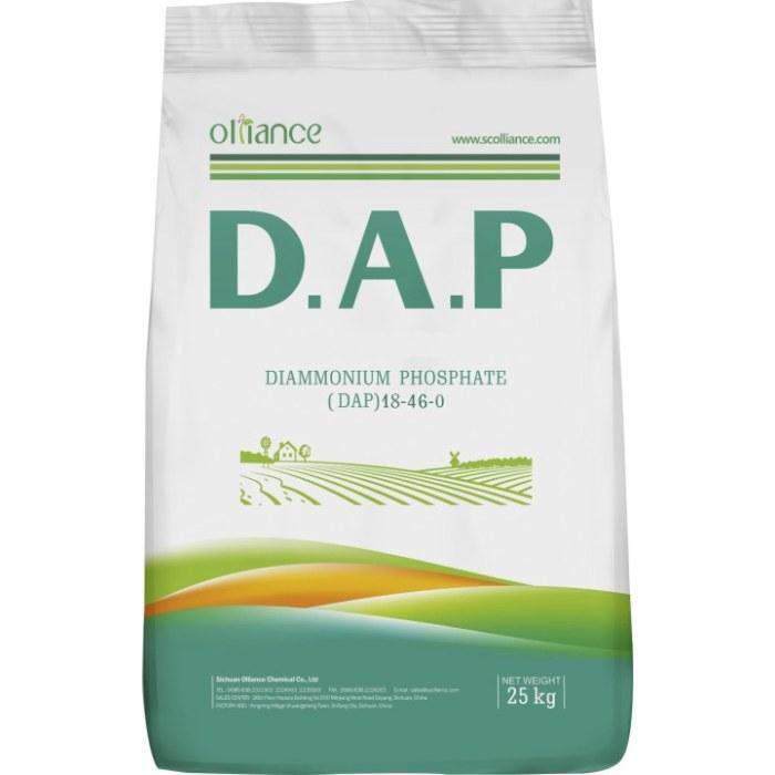 Diammonium Phosphate (DAP 18-46-0)