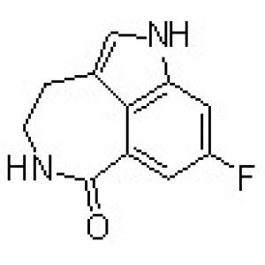 8-Fluoro-1,3,4,5-tetrahydro-6H-pyrrolo[4,3,2-ef][2]benzazepin-6-one