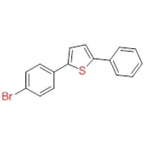 2-(4-Bromophenyl)-5-phenylthiophene