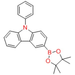 9-Phenyl-9H-carbazole-3-boronic acid pinacol ester