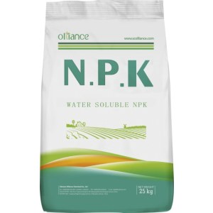 Water Soluble NPK Compound Fertilizer