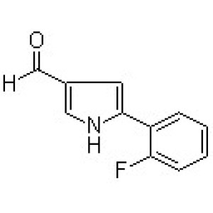 5-(2-Fluorophenyl)-1H-pyrrole-3-carboxaldehyde