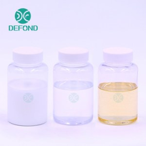 Small Dosage, Lasting Suppressing Effect high-temperature classification of food defoamers additives