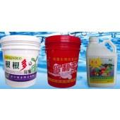 Flushing fertilizer series