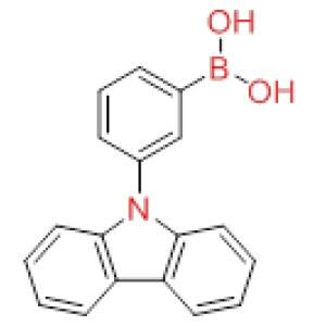 [3-(9H-Carbazol-9-yl)phenyl]boronic acid