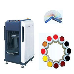 Keytec water-based tinting machine colorant red R4102-T