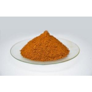 Transparent Iron Oxide Pigments
