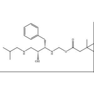 <em>Tert-Butyl</em> [(1S,<em>2R</em>)-1-Benzyl-2- hydroxy-3- (isobutylamino)propyl]carbamat e