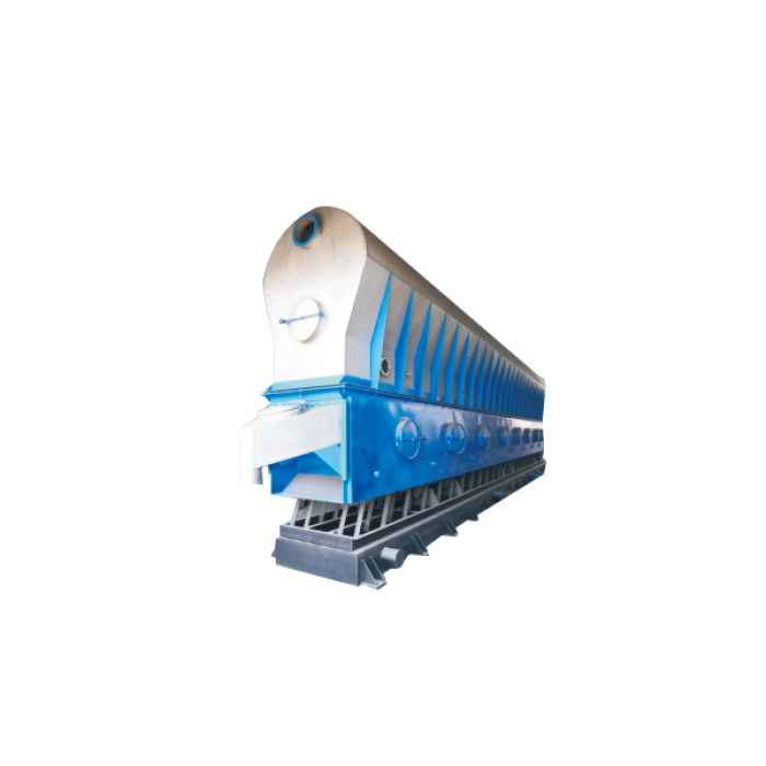 GZS Series Double Body Vibrating Fluidized Bed Dryer