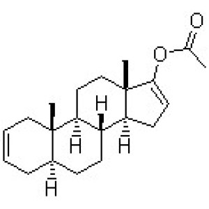 17-Acetoxy-5a-androsta-2,16-diene