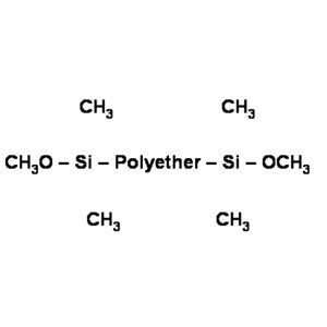 Modified Silicone Polymers (Raw Material)