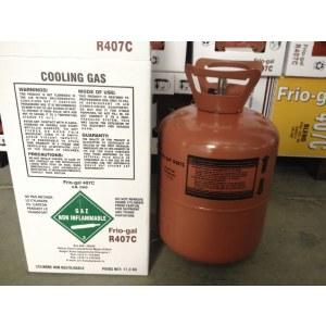 Refrigerant Gas R407 C