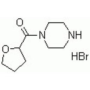 N-(Tetrahydro-2-furoylcarbonyl)piperazine hydrobromide