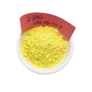 Factory supply CAS 84-51-5 2-Ethyl anthraquinone in stock