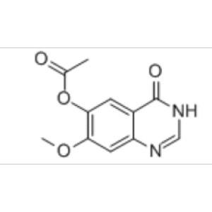 3,4-Dihydro-7-methoxy-4-oxoquinazolin-6-yl acetate
