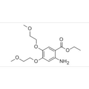 Ethyl 4,5-bis(2-methoxyethoxy)-2-aminobenzoate