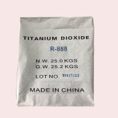 Rutile Titanium Dioxide Rutile R-888 for Plastic and Master Batch