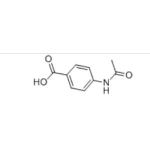 p-Acetylamino <em>benzoic</em> <em>acid</em>