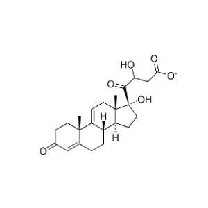 17-Hydroxypregna-4,<em>9</em>(11)-diene-3,20-dione-21-acetate