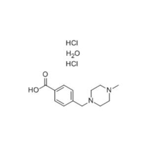 4-[(4-Methylpiperazin-1-yl)methyl]benzoic acid dihydrochloride