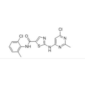 N-(2-Chloro-6-methylphenyl)-2-[(6-chloro-2-methyl-4-pyrimidinyl)amino]-5-thiazolecarboxamide