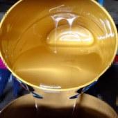 Silicone anti-slip coating RJL-3610E, liquid silicone rubber for textiles coating