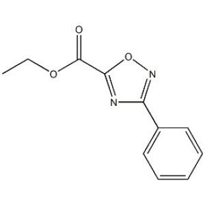 Ethyl 3-phenyl-[1,2,4]oxadiazole-5-carboxylate