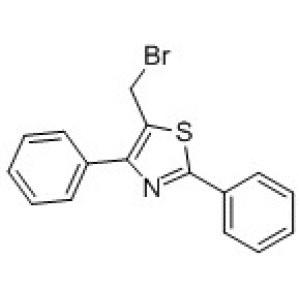 5-(Bromomethyl)-2,4-diphenyl-1,3-thiazole