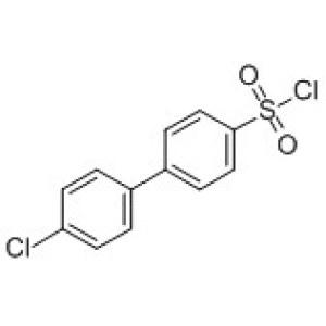 4-Chloro-[<em>1</em>,<em>1</em>'<em>-biphenyl</em>]-4'-sulphonyl chloride