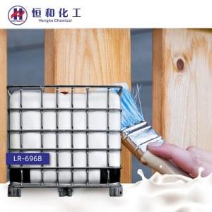 LR-6968 Waterborne styrene acrylic wood paint emulsion