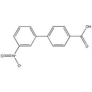 3'-Nitro[1,1'-biphenyl]-4-carboxylic acid