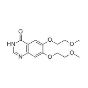 6,7-Bis-(2-methoxyethoxy)-4(3H)-quinazolinone