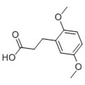 <em>3-</em>(2,5-Dimethoxyphenyl)<em>propionic</em> <em>acid</em>
