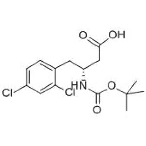 Boc-(R)-3-amino-4-(2,4-dichlorophenyl)butyric acid