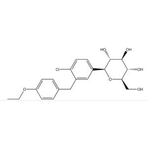 (1S)-1,5-Anhydro-1-C-[4-chloro-3-[(4-ethoxyphenyl)methyl]phenyl]-D-glucitol