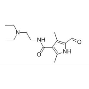N-(2-(Diethylamino)ethyl)-5-formyl-2,4-dimethyl-1H-pyrrole-3-carboxamide