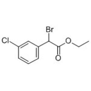 Ethyl 2-bromo-2-(3-chlorophen-1-yl)acetate