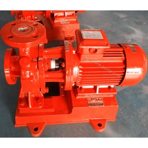 GBW Chemical transfer centrifugal pump for concentrated sulfuric acid