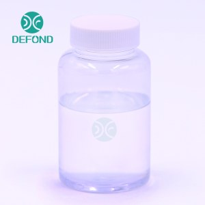seawater distillation treatment defoamer of wastewater treatment additive
