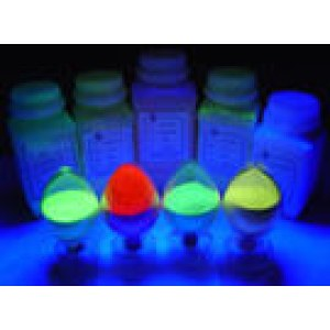 Inorganic UV invisible fluorescent pigment for Security Printing on Tagging and Identification