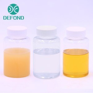 Non-silicon Defoaming Chemical Additives For Fire Retardant Coatings