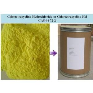 <em>chlortetracycline</em> hcl