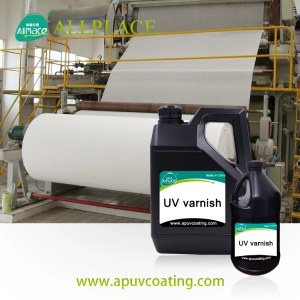 Wholesale Factory Price New Condition UV Varnish For Paper Bag