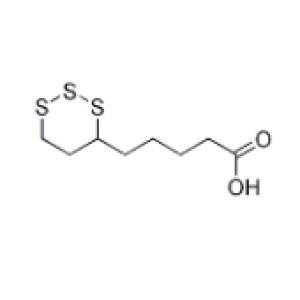 1,2,3-Trithiane-4-pentanoic Acid