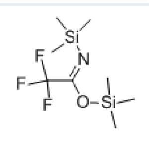 Bis(trimethylsilyl)trifluoroacetamide