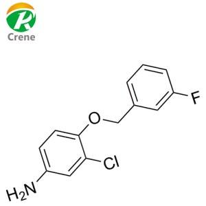 3-Chloro-4-(3-fluorobenzyloxy)aniline