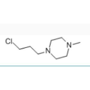 1-Methyl-4-(3-chloropropyl)piperazine