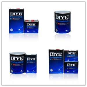 China Paint for Cars Supplier-Diye 1K Basecoat