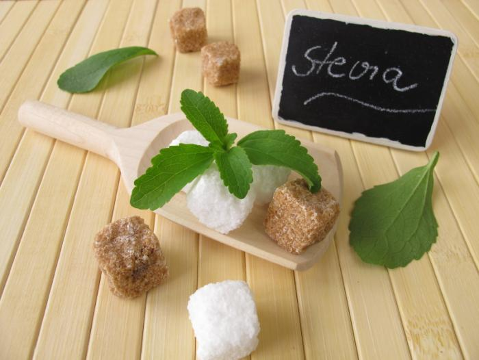 natural sweetener-stevia